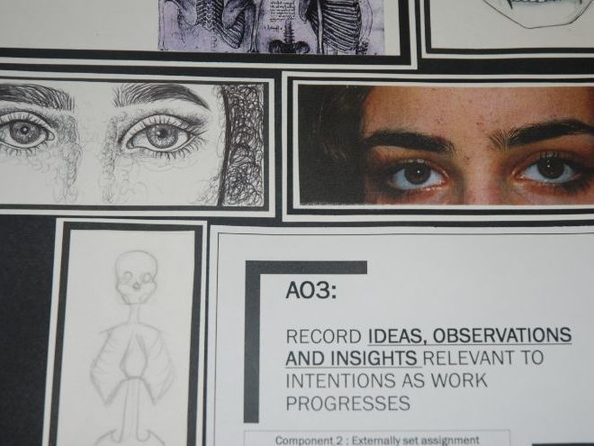 AQA ART& DESIGN KS4 ASSESSMENT BUNDLE
