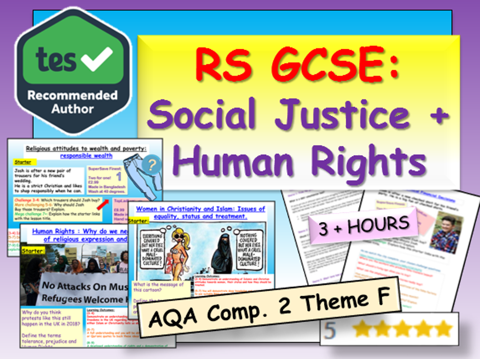 Religion, Human Rights and Social Justice