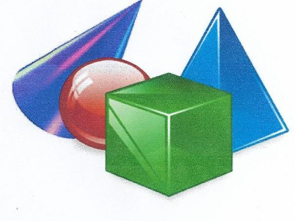 An introduction to 3-D shapes