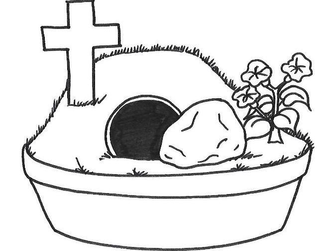 Easter Gardens activities