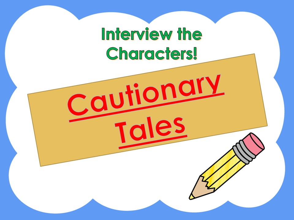Cautionary Tales and Hotseating