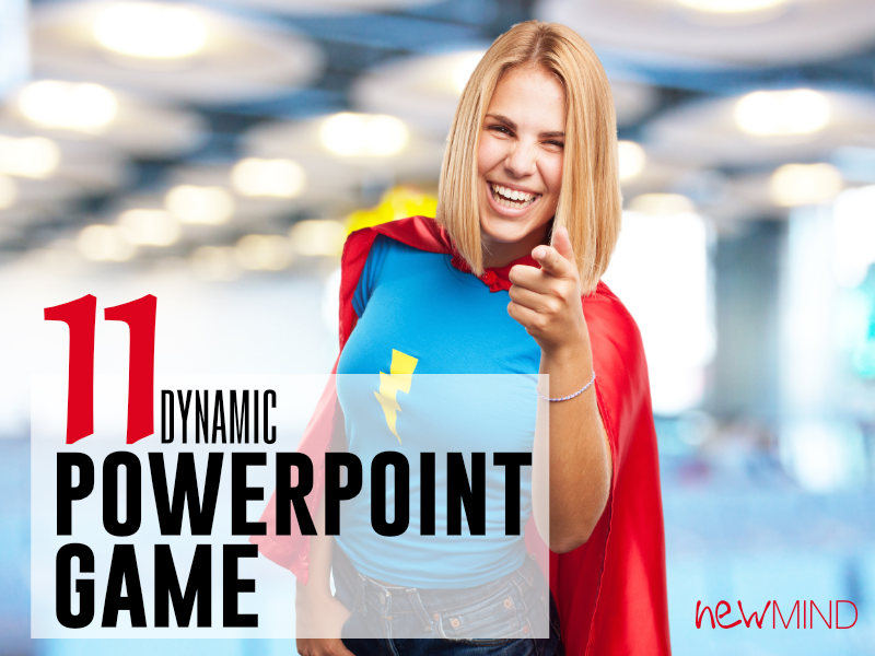 Set of 11 powerpoint games