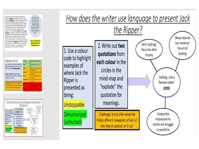 English Language Paper 2 Question 3