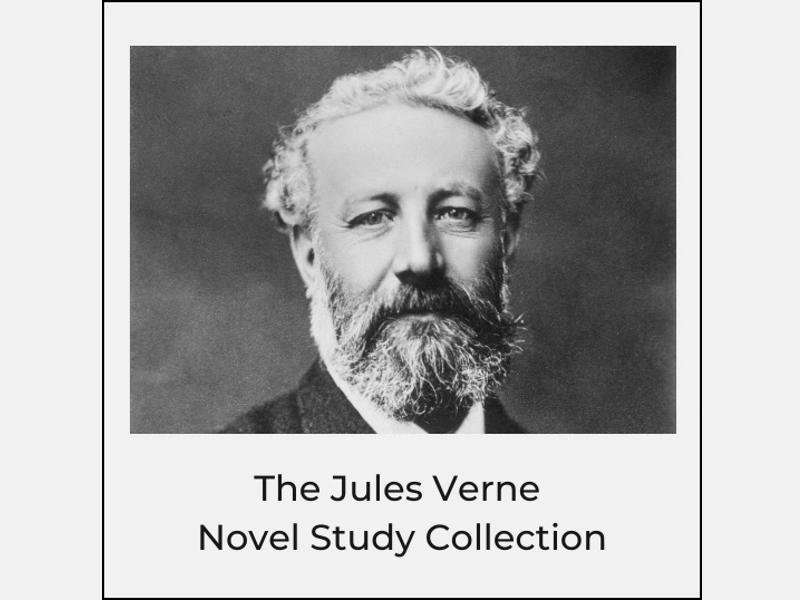 Jules Verne Novel Study Collection * (Reed Novel Studies)