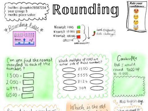 Year 5 Rounding Challenges