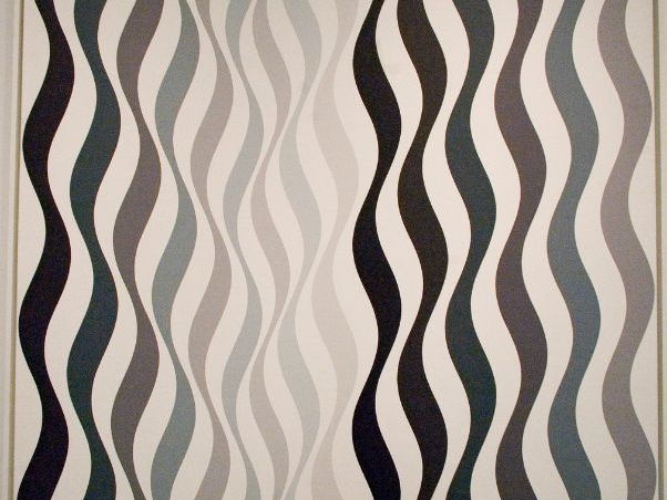 Art lesson on Bridget Riley 'Op-art'