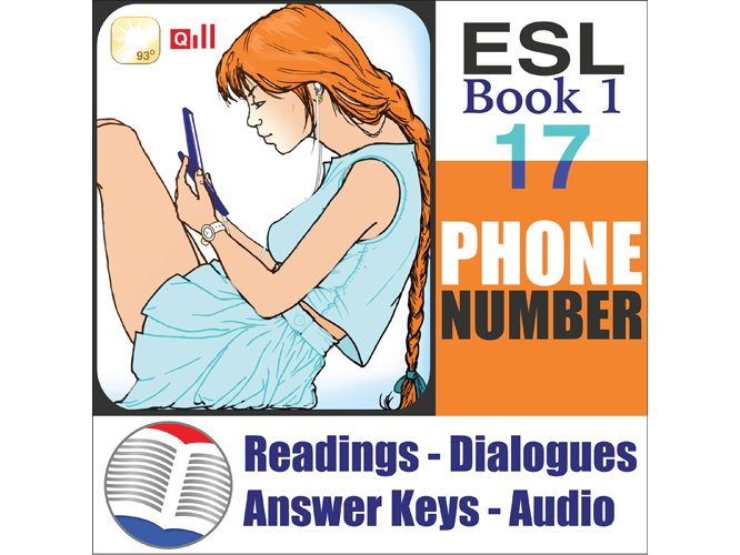 ESL Readings & Exercises Book 1-17