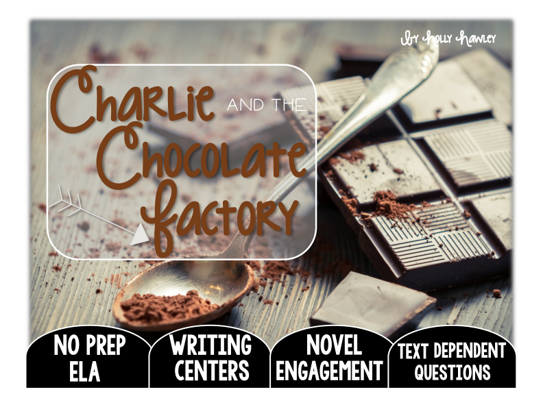 Charlie and the Chocolate Factory Text Dependent Questions