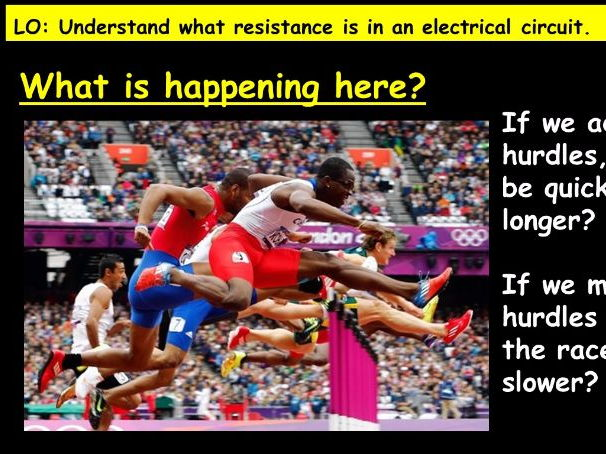 Resistance in Circuits (KS3 Physics)
