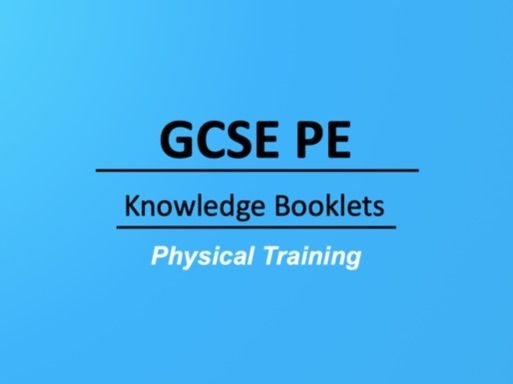 Physical Training Knowledge Booklet