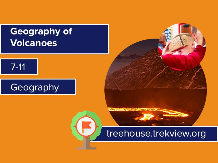 Virtual Expedition: Geography of Volcanoes