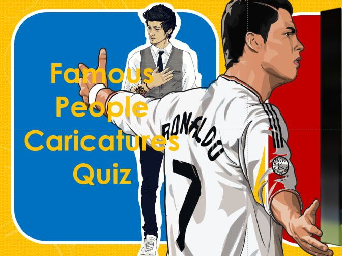 Guess The Caricature Logo Quiz Level 21 - 30 - All Answers ...