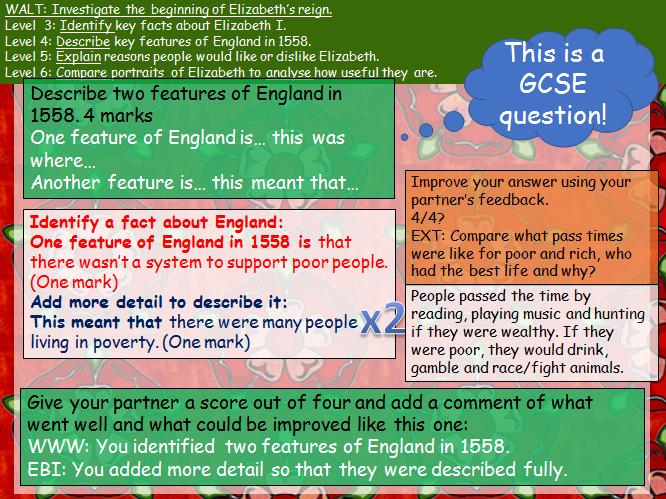 Elizabethan England: Who was Elizabeth I?