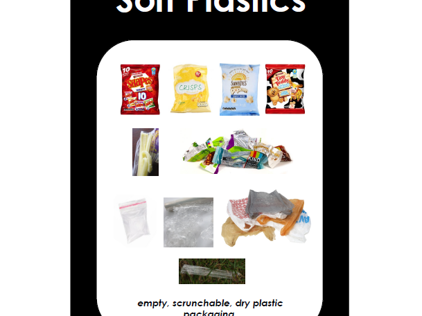 Recycling Posters for Whole School Sustainability Education