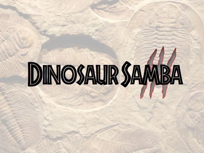 SAMBA   Dinosaur Samba