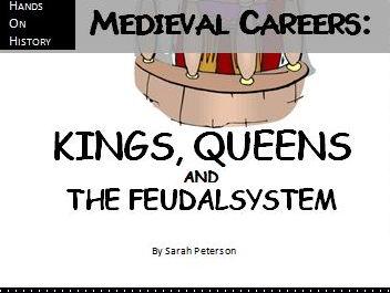BUNDLE - MEDIEVAL KINGS AND QUEENS