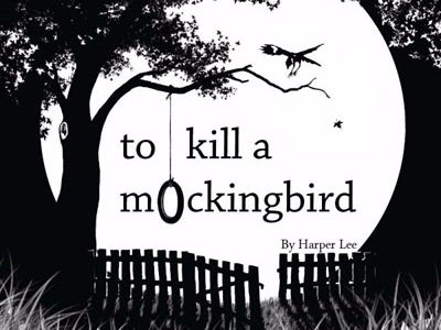 To Kill a Mockingbird by Harper Lee - Novel Study for GCSE English Literature and focus on Atticus.