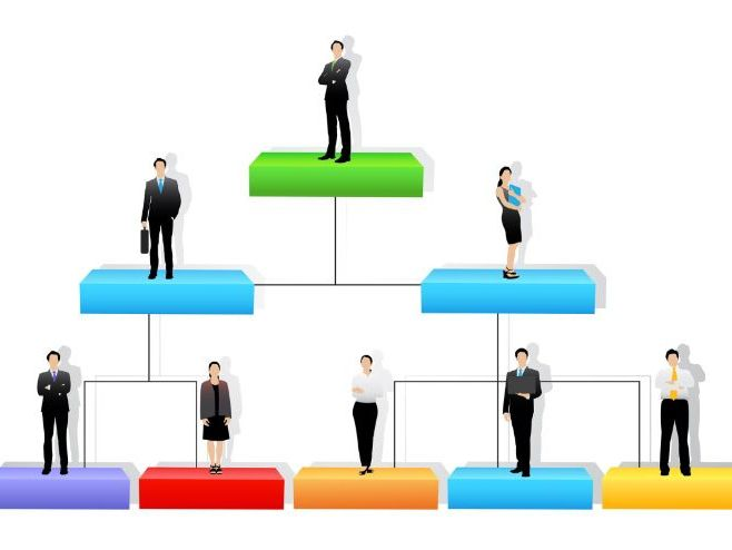 AQA GCSE Business - Unit 4 Human Resources - Organisational Structures 4.1