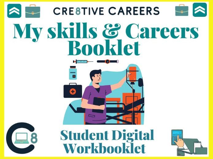 Digital Careers and Skills Booklet