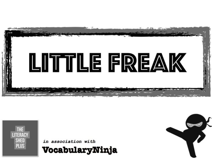 Little Freak Vocabulary Pack