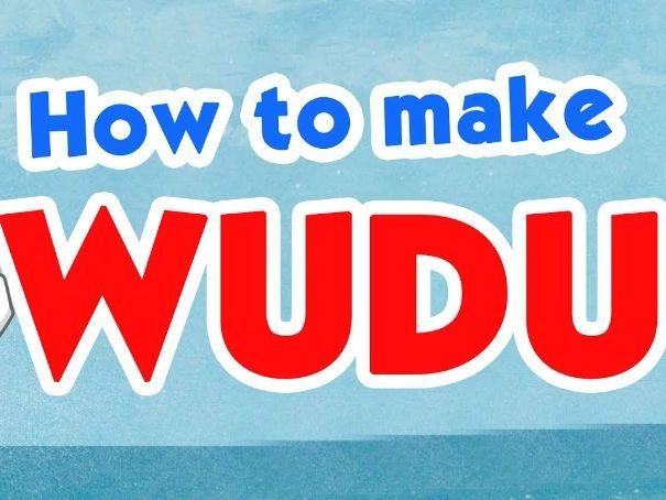 How to Make Wudhu