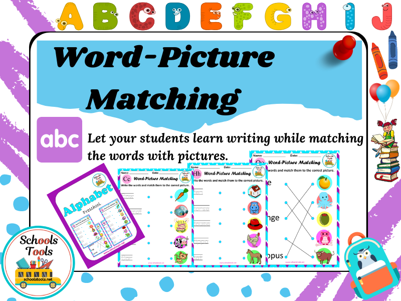 Word-Picture Matching