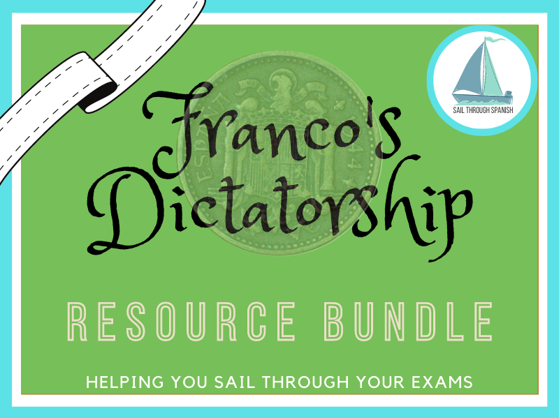 Franco Dictatorship Resources Bundle