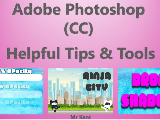 Photoshop Tools, A Comprehensive Guide