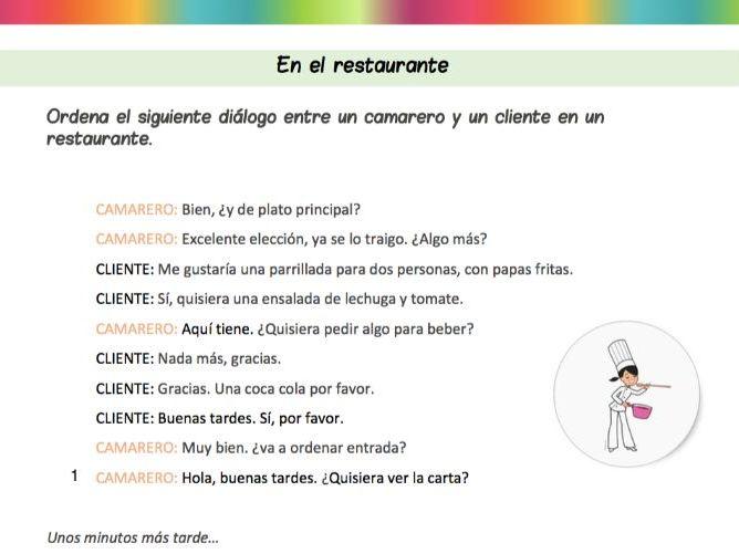 spanish worksheets ks3 ks4 gcse language teaching resources tes. Black Bedroom Furniture Sets. Home Design Ideas