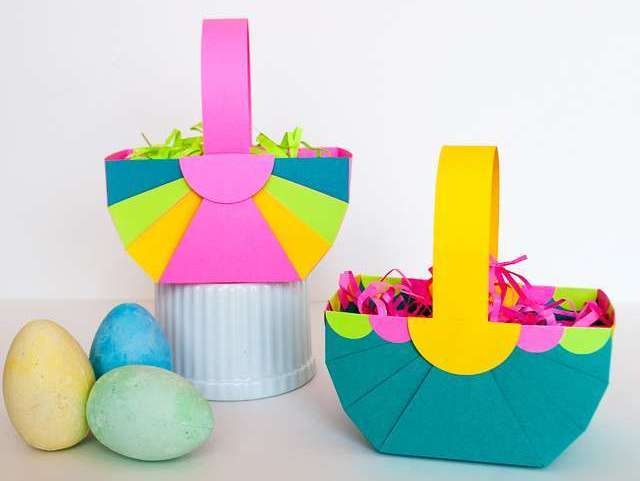 Easter Booklet and Easter Crafts