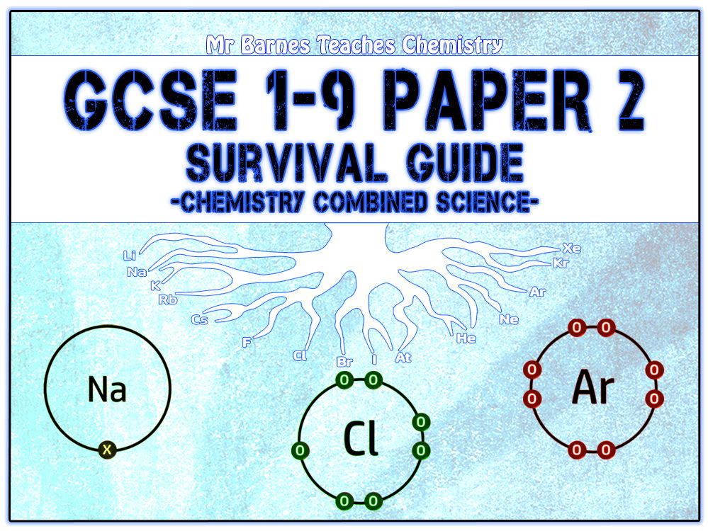 GCSE Combined Science 1-9 - Chemistry Paper 2 Survival Guide