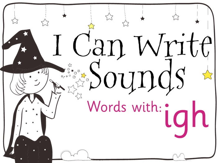 Magic Sounds Phonics: Set 10: igh