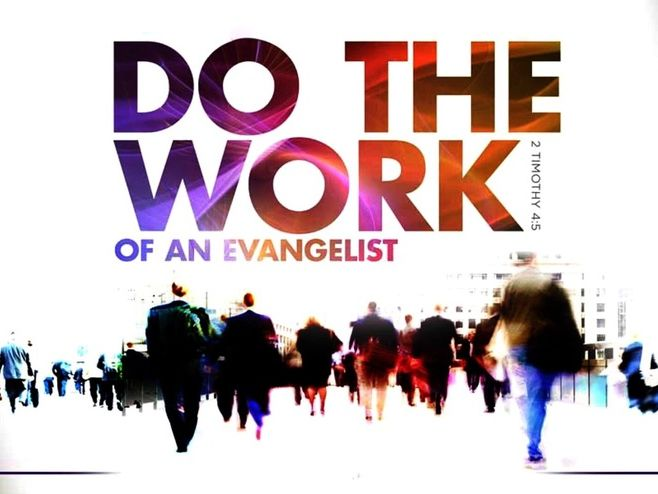 Evangelism Christianity: Explain two reasons why evangelism is important for Christians.