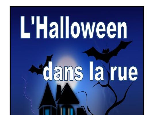 French Halloween Reading Comprehension Activity