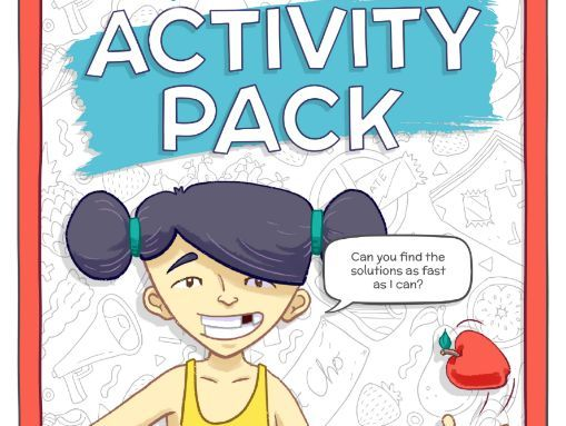 Printable Change-it Cho activity pack: Clever Tykes Enterprise Education Storybooks