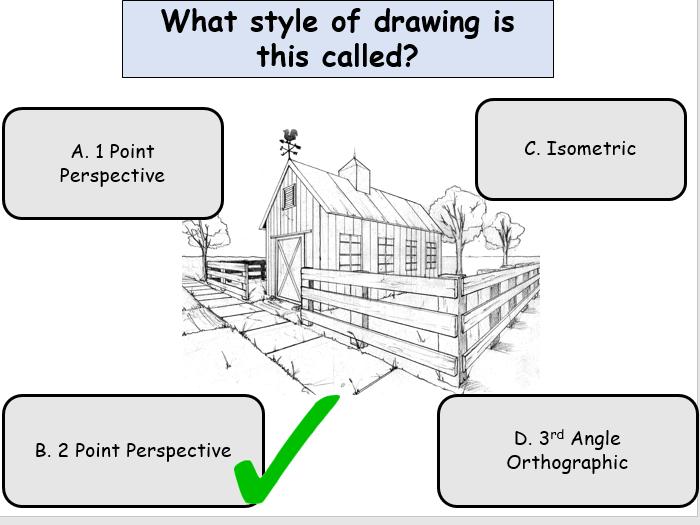 DT GCSE 1&2 Mark questions Starter/Mini-Plenary/Plenary