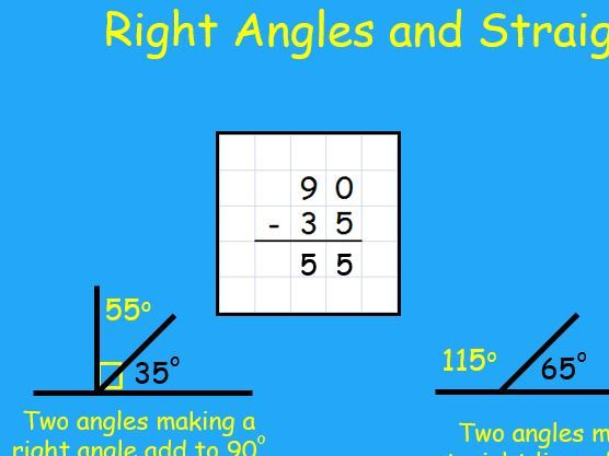 Common Angles Presentation