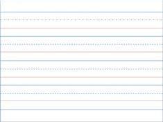 Sentence Strips 7.5cm A4 & A3