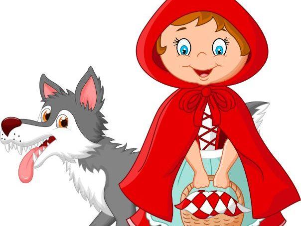Little Red Riding Hood three week unit 1/2