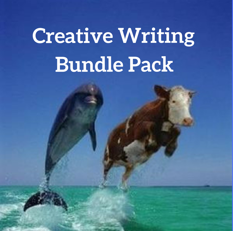 Creative Writing - 100's of pictures and ideas to inspire creative writing