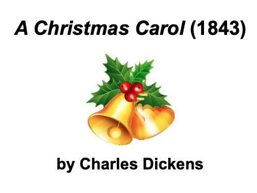 A Christmas Carol (Dickens) - KS3