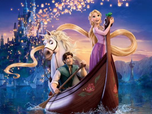 Tangled Movie Song I See the Light comprehension worksheet,Key and Mp3 file