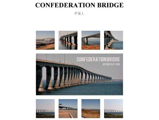 CONFEDERATION BRIDGE - The longest bridge in the world!