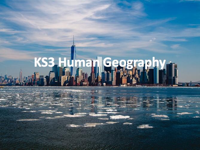 KS3 Human Geography
