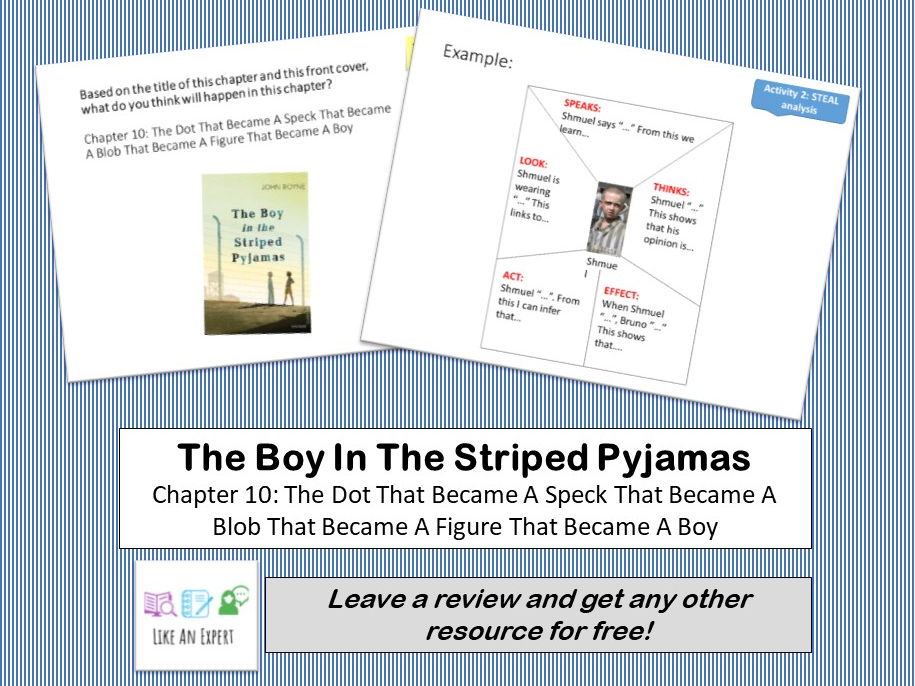 Boy In The Striped Pyjamas - Chapter 10
