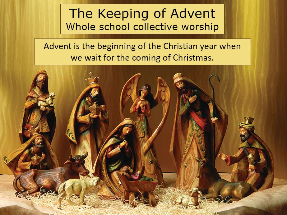 Collective Worship Advent