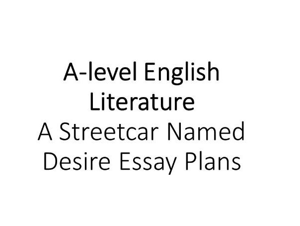 Personal Statement Essay Cover Image Examples Of A Process Essay also Alternative Energy Sources Essay A Streetcar Named Desire Essay Plans By Clbrewster  Teaching  George Washington Carver Essay