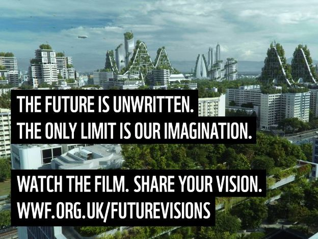 Share Your Future vision of Our Planet
