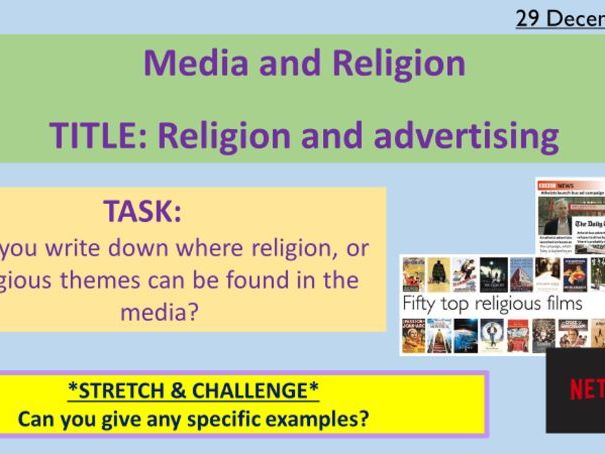 Religion in advertising