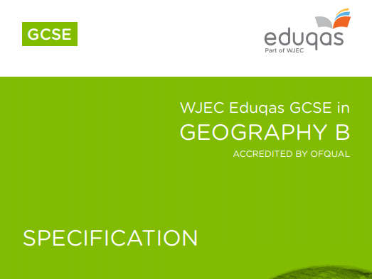 Eduqas B - GCSE Geography - Ecosystems PLC